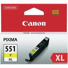 Canon CLI-551XL Yellow Ink